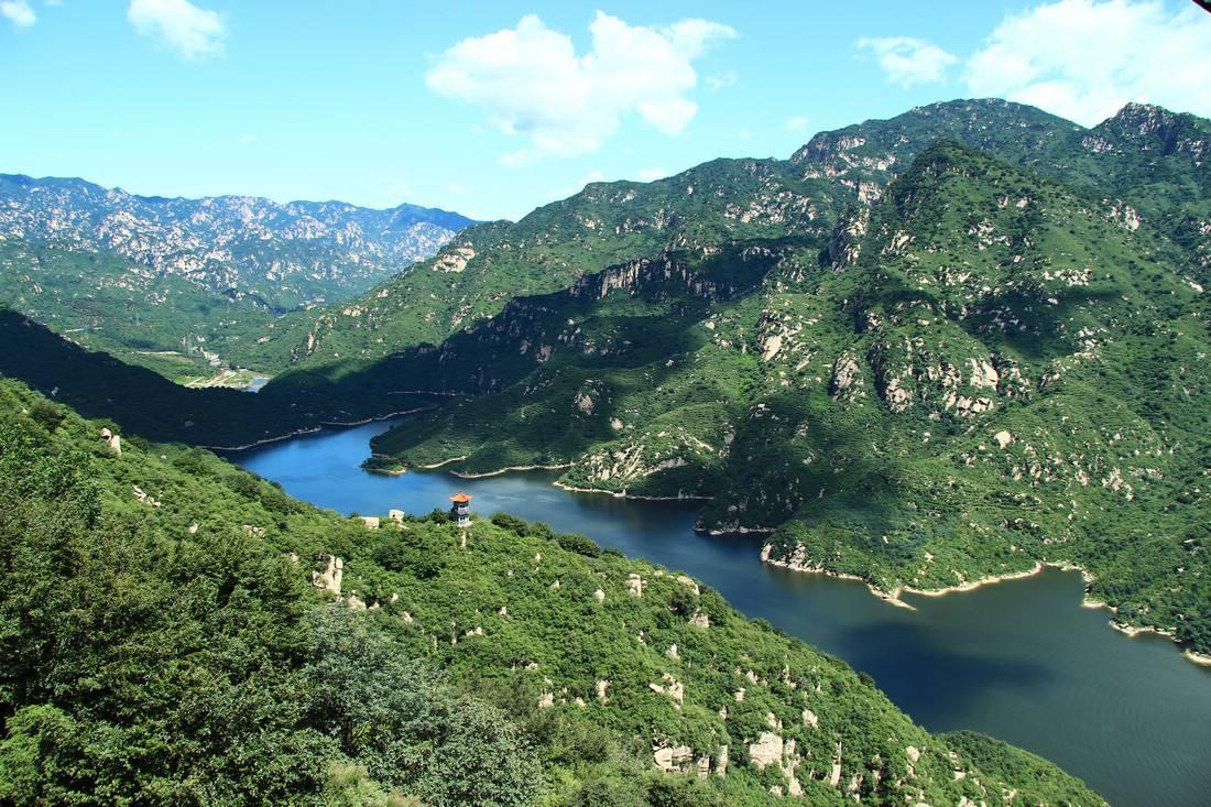 京郊之旅青龙峡一日游