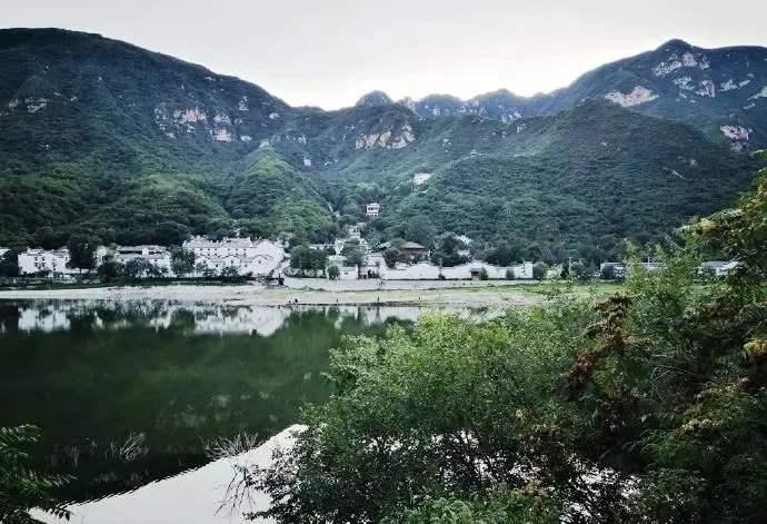 京西避暑胜地白羊沟
