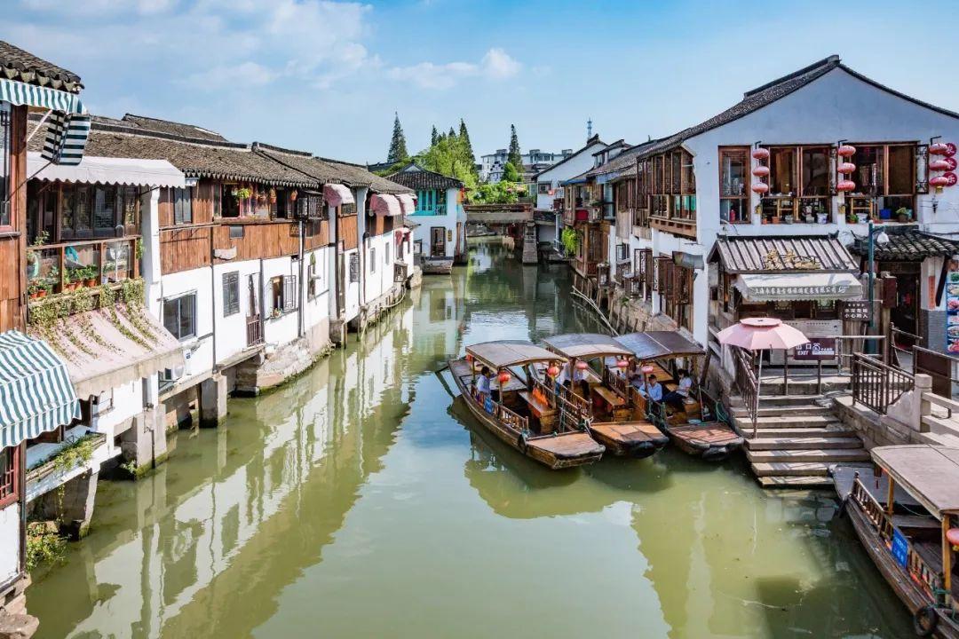 五一上海朱家角旅游景点介绍